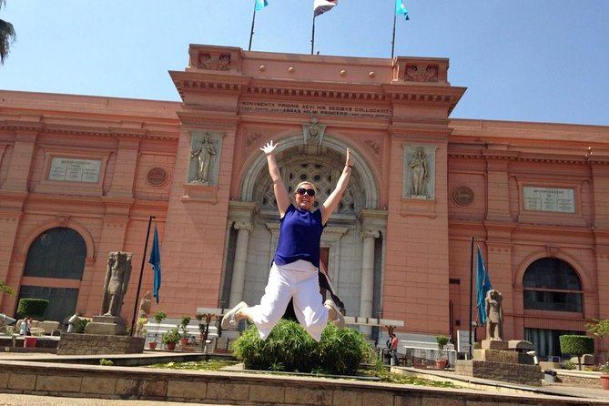 Day Tour to Egyptian Museum, Citadel & Mohamed Ali Mosque