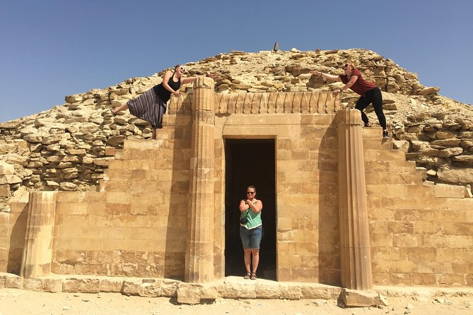 Half Day Guided Tour To Memphis City and Dahshur with Entrance fees