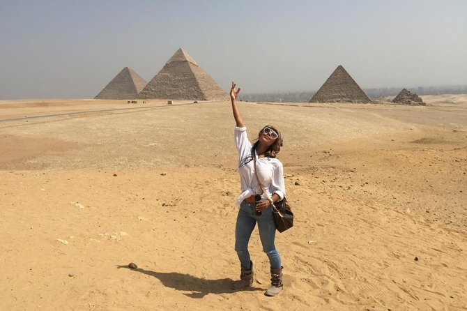 3 Days Cairo and Alexandria Tour Package with Felucca Ride