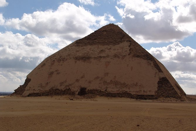 Half Day Tour to Dahshur and Memphis City with Lunch and Entrance fees photo 1