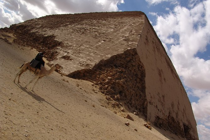 Half Day Tour to Dahshur and Memphis City with Lunch