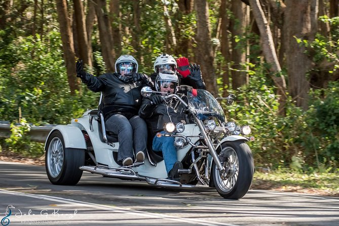 Grand Pacific Trike or Harley Davidson Tour