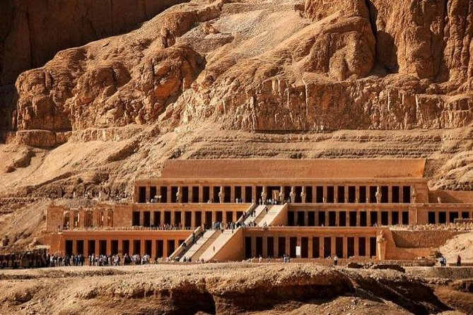 Valley of the Kings and Temple of Hatshepsut: Private Tour