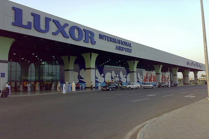 Private Transfers from Luxor airport to Hotels or to Nile Cruise