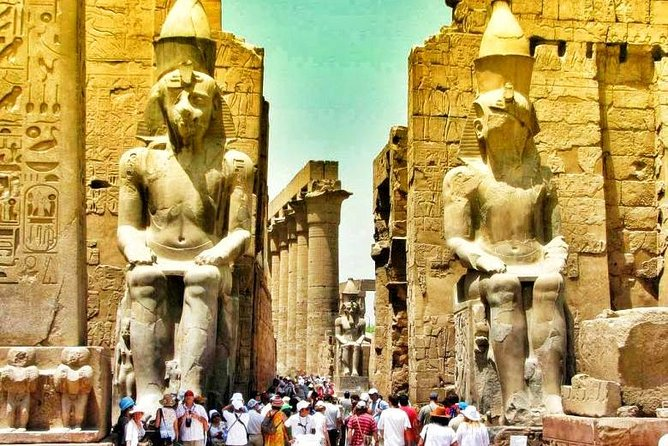 Luxor and Karnak Temple Private Tour