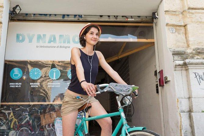 Bologna Self-guided Bike Tour