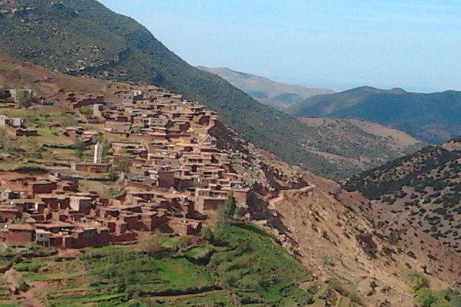 Ourika Valley Day Tour fra Marrakech