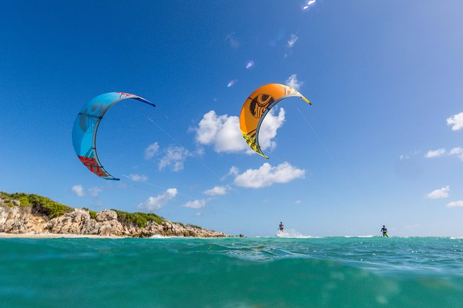 Kitesurf Semi-Private Lesson in St Maarten