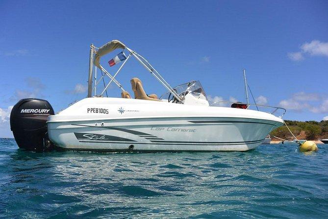 Half or Full Day St Martin Boat Rental