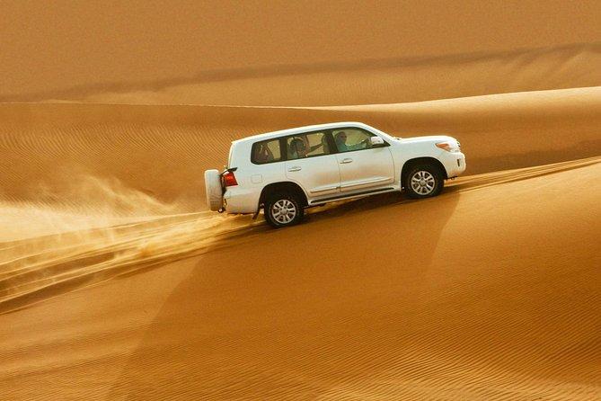 Morning Red Dune Desert Safari