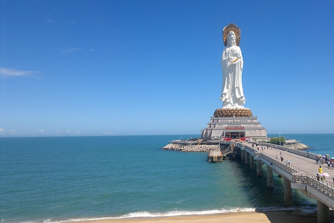 One Day Private Tour of NanShan Temple Including Vegetarian Buffet Lunch