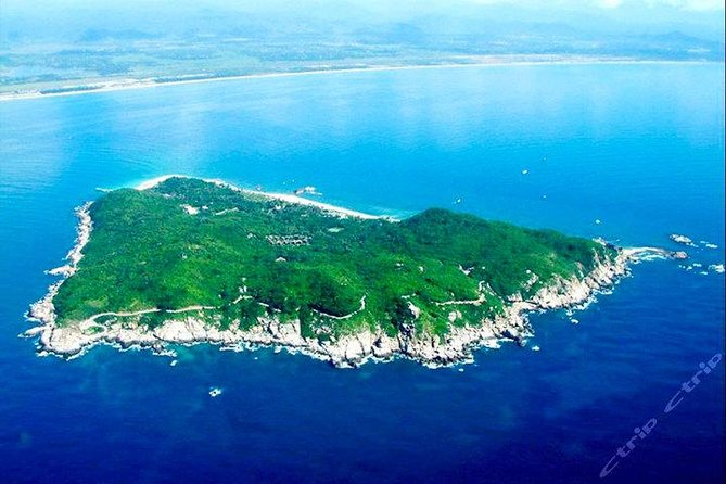 Self-Guided Private Day Tour of Wuzhizhou Coral Island With Chauffeur Service