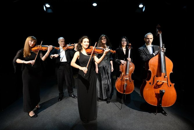 Vivaldi's Four Seasons meets Bach's Masterpieces