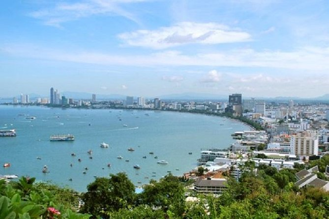 High Day Golden Highlight di Pattaya