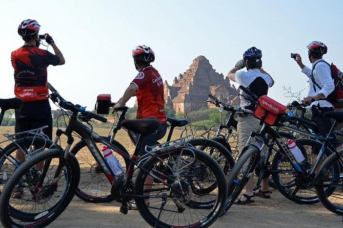 Full Day Temple Tour by Bike photo 1