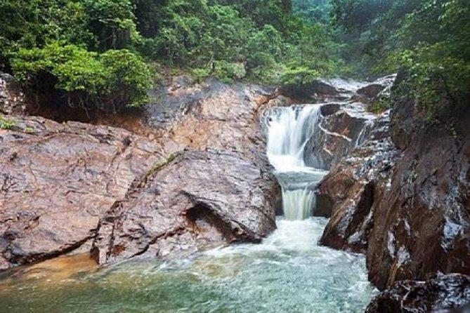 Dschungel Trekking am Kong Koi Wasserfall