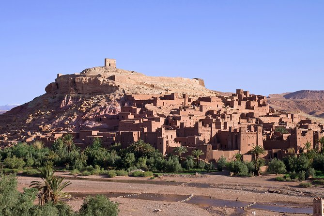 Telouet and Ait Ben Haddou Private Guided Day Tour from Marrakech