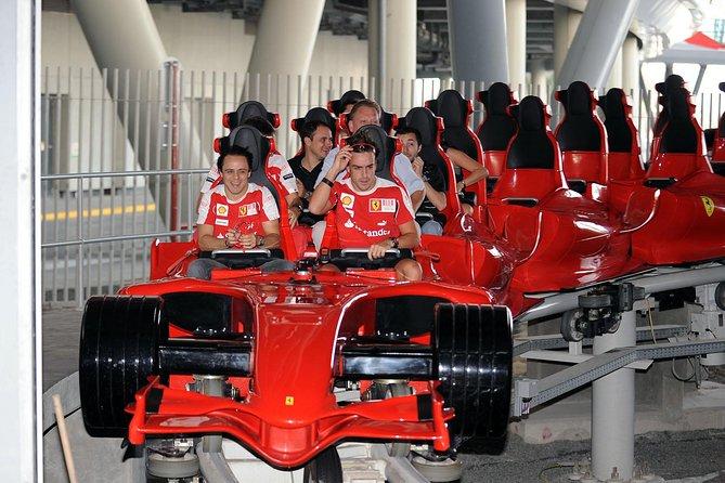 Ferrari World Tour Skip-the-Line Tour from Dubai