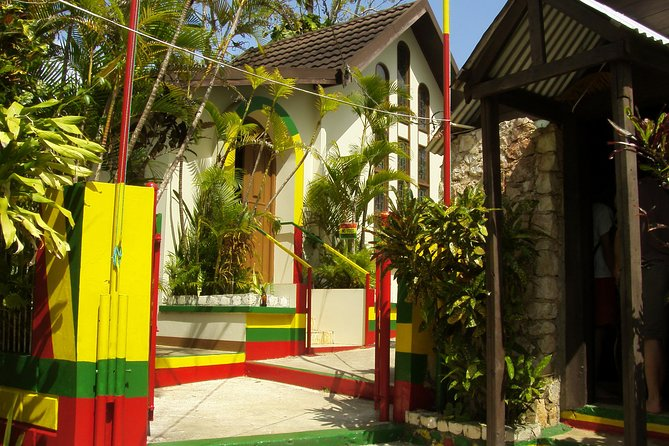Private Bob Marley Nine Mile and Dunns River Falls Tour w/Cruise Port Pickup