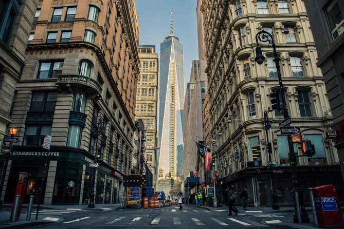 Lower Manhattan & Midtown Manhattan Private Walking Tour