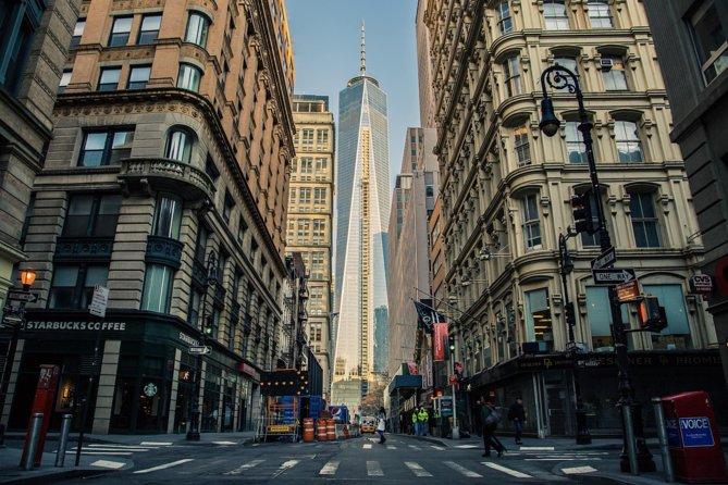 Lower Manhattan & Midtown Manhattan Semi-Private Walking Tour: Max 8 People