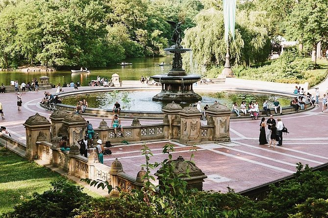 New York City Central Park Guided, Semi-Private Walking Tour