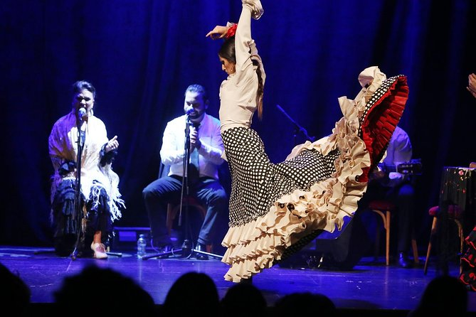 Flamenco Show at THEATRE Barcelona City Hall