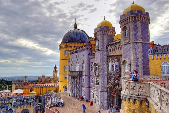 Fascinating Sintra-Cascais with Wine Tasting Private Tour from Lisbon