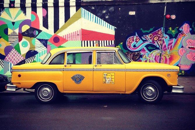 Private Tour von Manhattan von Vintage NYC Taxi