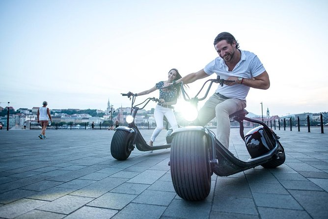 MonsteRoller E-Scooter rental in Budapest