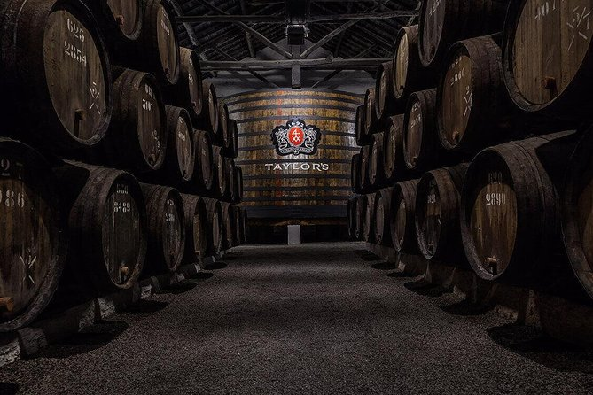 Port Wine Cellars Private Tour with Local Lunch