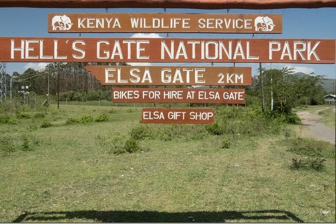 Hells Gate National Park Day Tour