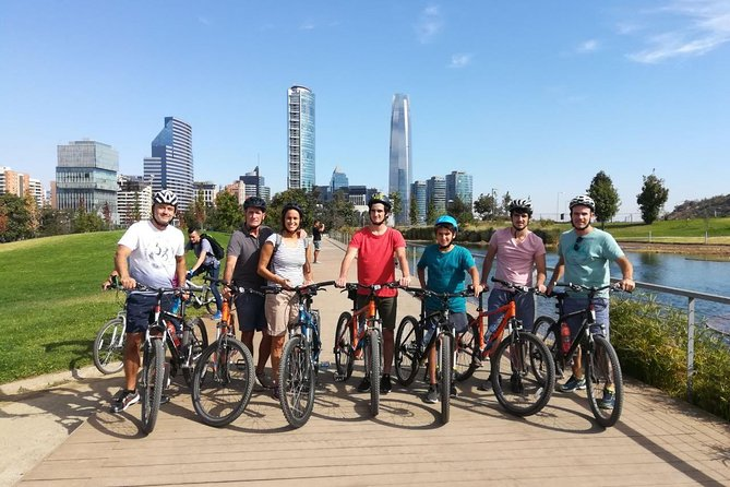 Bike Tour: Skyscrapers and Parks