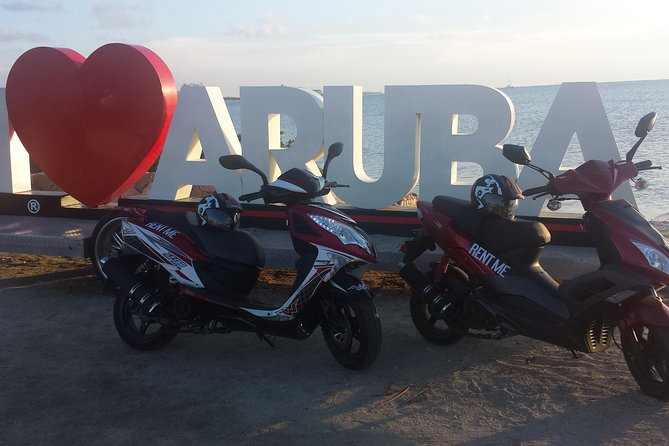 Aruba Scooter Rental