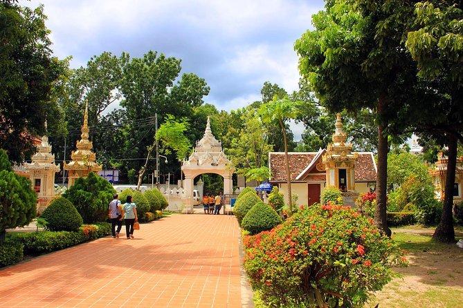 Vientiane City and Buddha Park