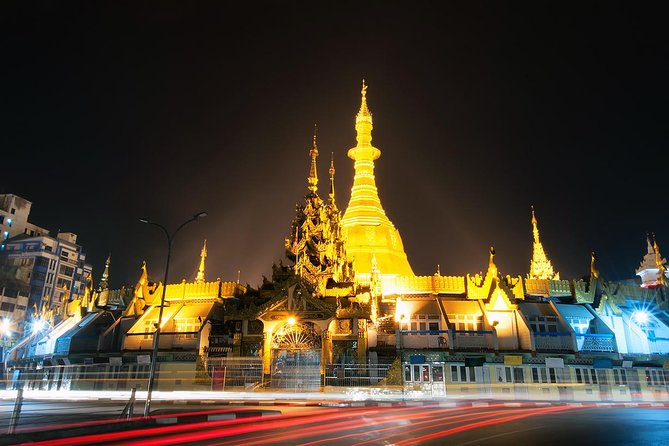 Half-Day Amazing Yangon Tour Including Circular Train Ride