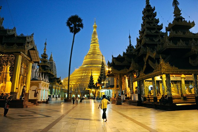 Meditation in a Monastery in Yangon half day tour