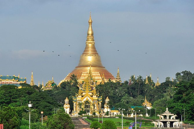 Yangon Full-day Tour