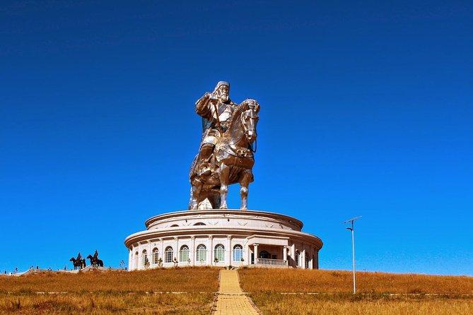 Ulaanbaatar to Chinggis Khan Statue Complex Half-Day Tour
