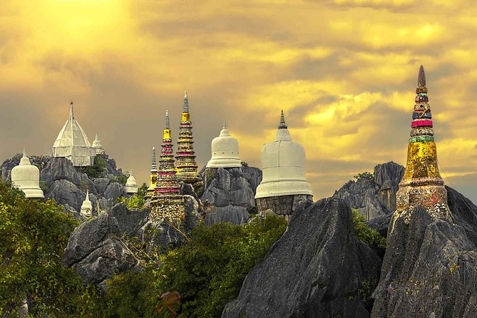 Full Day Unseen Temples in Lampang from Chiang Mai