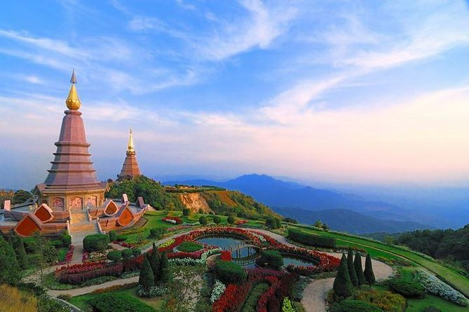 Doi Inthanon National Park Full-Day Tour From Chiang Mai 2021