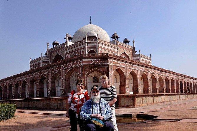 Private Tour: Discover the Architectural Splendors of Delhi