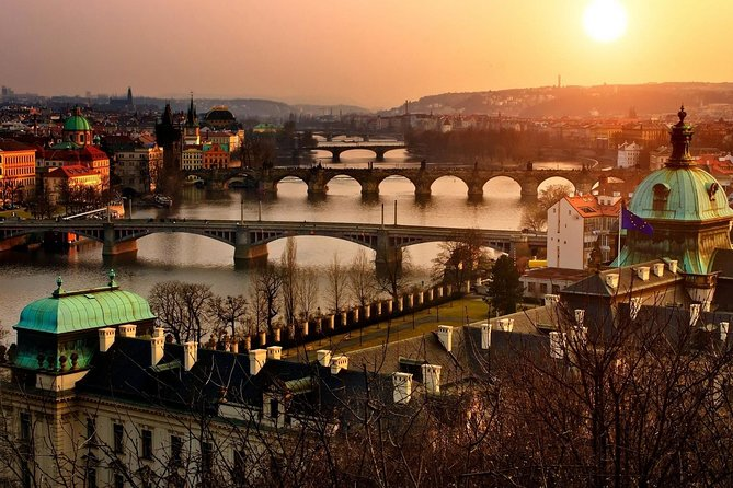 Private Grand City Tour by Car: Best of Prague