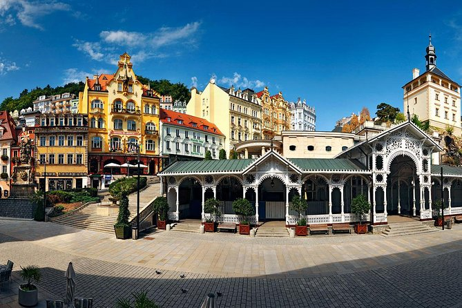 Karlovy Vary Private Tour - a Day Trip from Prague