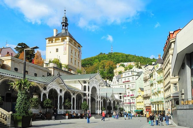 Private Karlovy Vary with Royal Brewery or Mozer Full Day Trip