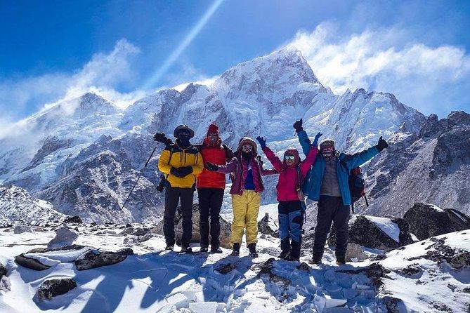 Everest Base Camp trek- 11 days