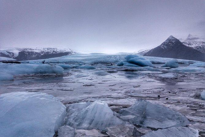 South Coast Including Vatnajökull National Park and Jökulsárlón Glacier Lagoon