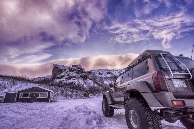 Thorsmork y Eyjafjallajökull por Super Jeep
