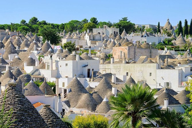 Trulli of Alberobello Half-Day Tour with transfer
