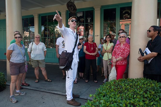 French Quarter Walking Tour With 1850 House Museum Admission photo 3